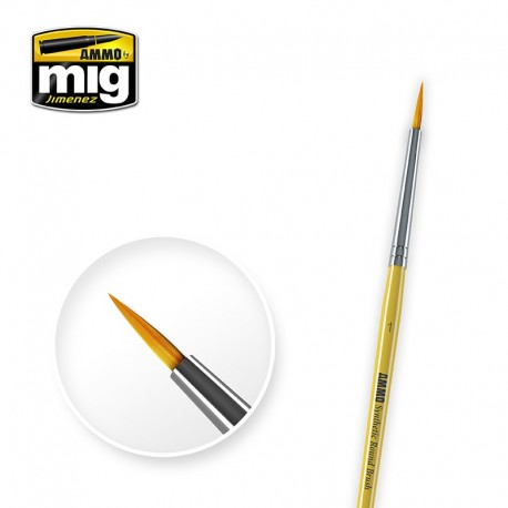 Brush round Nº1. AMIG 8613