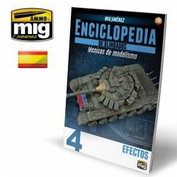Enciclopedia de blindados. Vol.4: Efectos. AMIG 6163