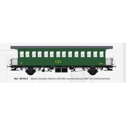 1rd, 3rd class and luggage wagon, ACD1484, CP. LACALLE 00192B