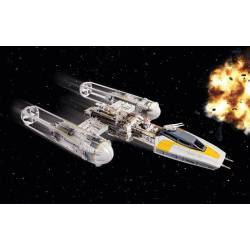 Star Wars: Y-Wing fighter. REVELL 06699