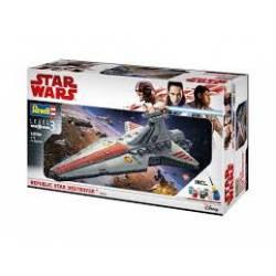 Star Wars: Destructor estelar republicano. REVELL 06053