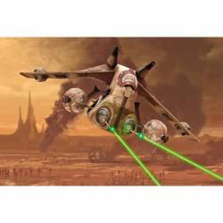 Star Wars: Repubic gunship con pinturas. REVELL 63613