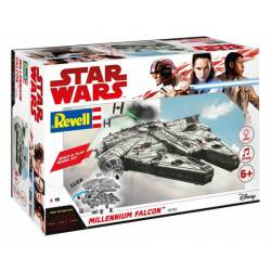 Star Wars: Halcón milenario con sonido. REVELL 06765