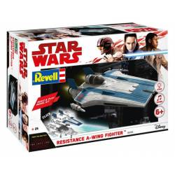 Star Wars: Resistance A-Wing fighter. REVELL 06762