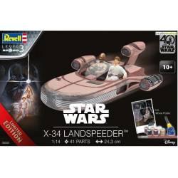 Star Wars: X-34 Landspeeder. REVELL 06050