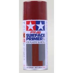 Fine Surface Primer, spray - Óxido rojo. TAMIYA 87160