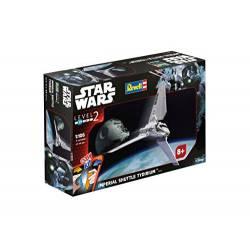 Star Wars: Imperial Shuttle Tydirium. REVELL 06716