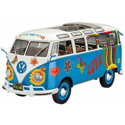 """VW T1 """"Flower power"""". REVELL 07050"""