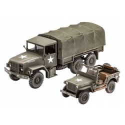 M34 tactical truck and Off road vehicle.