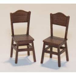 Kitchen chairs.