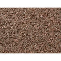 Grava, marrón rojizo. NOCH 09167