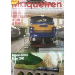 Revista Maquetren, nº 298. Diciembre 2017