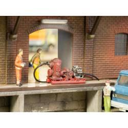 Drainage pump. NOCH 13752