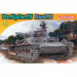 Pz.Kpfw.IV Ausf.D. DRAGON 7530