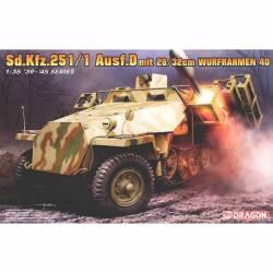 Sd.Kfz.251/1 Ausf.D. DRAGON 6861