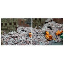 Debris. JUWEELA 28149