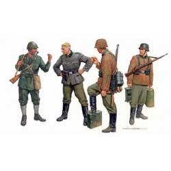 Fuerzas del Eje. Balcanes 1943. DRAGON 6563