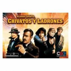 Chivatos y ladrones. DEVIR 030565