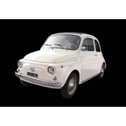 Fiat 500F 1968. ITALERI 4703