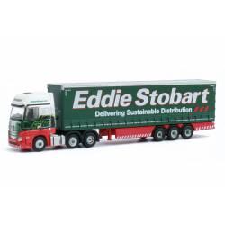 """Mercedes Actros con lona, """"Eddie Stobart Ltd"""". OXFORD NMB001"""