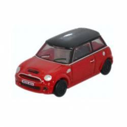 New Mini, rojo chile. OXFORD NNMN001