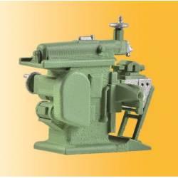 Horizontal shaping machine.