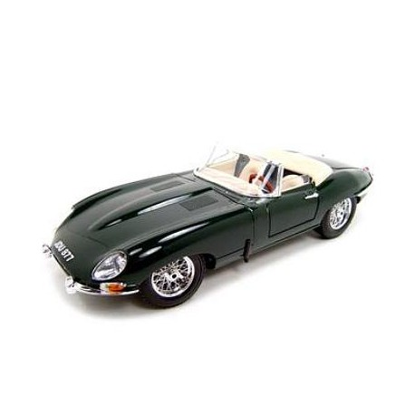 Jaguar E-type Cabriolet. BBURAGO 12046