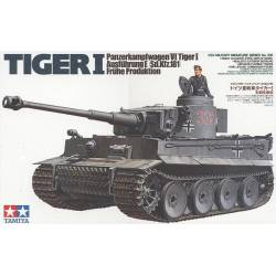 Tiger I, early version.