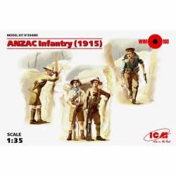 Infantería ANZAC, 1915. ICM 35685