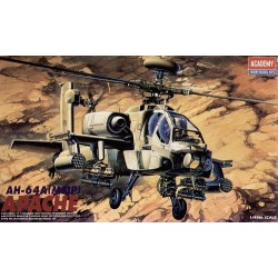 AH-64A (MSIP) Apache. ACADEMY 12262
