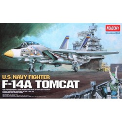 U.S.Navy Fighter F-14A TOMCAT. ACADEMY 12253