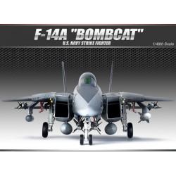 F-14A BOMCAT, US Navy. ACADEMY 12206