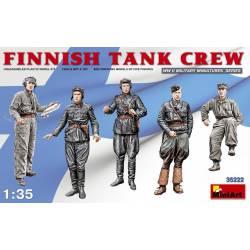 Carritas finlandeses. WWII. MINIART 35222