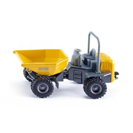 Wacker Neuson DW60 Dumper. SIKU 3509