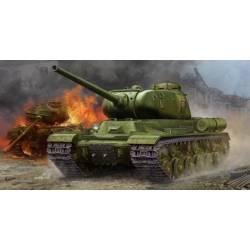 Soviet JS-1 heavy tank.