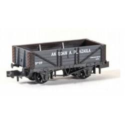 """Andoain A. Plazaola"" box wagon. PECO NR-P939"