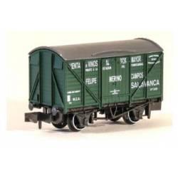 """""""Felipe Merino"""" box wagon. PECO NR-P944"""