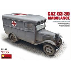 GAZ-03-30 Ambulance.