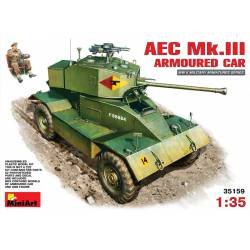 AEC Mk. III Armoured car.