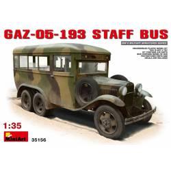 GAZ-05-193 Staff Bus.