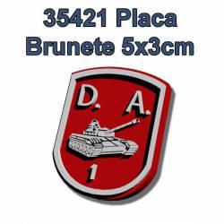 Placa Brunete para peanas. FCMODELTIPS 35421