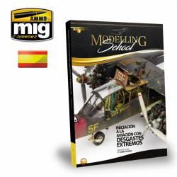 Modelling school: Aviación. AMIG 6031