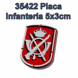 Placa de caballería para peanas. FCMODELTIPS 35423