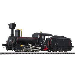 Locomotora de vapor BR53.71. LILIPUT 131962