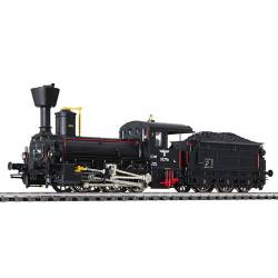 Steam locomotive BR53.71. LILIPUT 131962