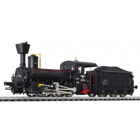 Steam locomotive BR53.71. LILIPUT 131962