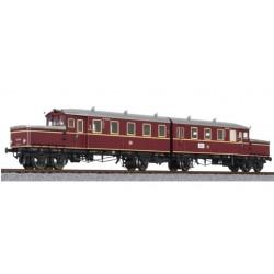 Double Unit Accumulator Railcar.