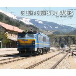 De León a Gijón en 342 imágenes