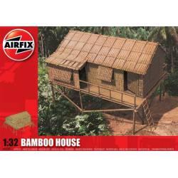 Bamboo house. AIRFIX A06382