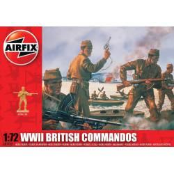 Comandos británicos, WWII. AIRFIX A01732